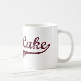 Diseño clásico de Minnesota del lago ham Tazas De Café
