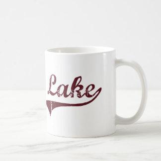 Diseño clásico de Minnesota del lago maple Taza De Café