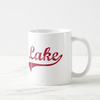 Diseño clásico de New Jersey del lago spring Tazas