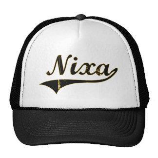 Diseño clásico de Nixa Missouri Gorras De Camionero