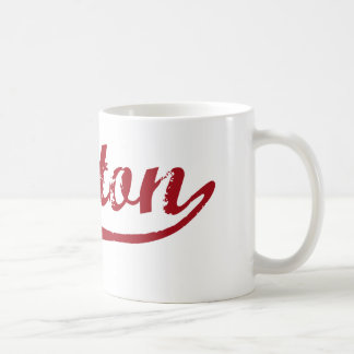 Diseño clásico de Norton Ohio Taza De Café