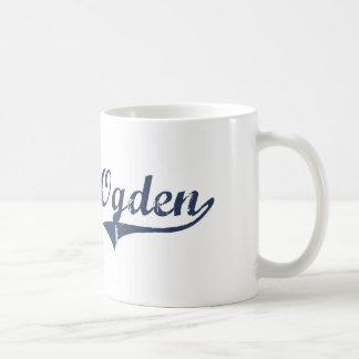 Diseño clásico de Ogden Utah Tazas