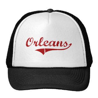 Diseño clásico de Orleans Massachusetts Gorras De Camionero