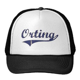 Diseño clásico de Orting Washington Gorros