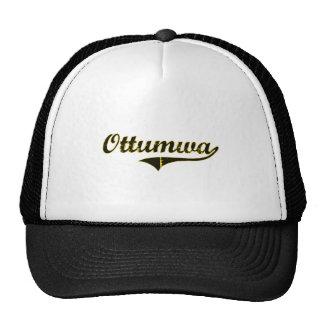 Diseño clásico de Ottumwa Iowa Gorro