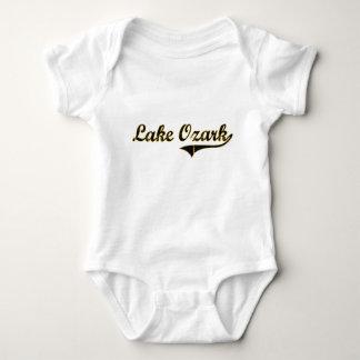 Diseño clásico de Ozark Missouri del lago Body Para Bebé