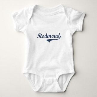 Diseño clásico de Redmond Utah T-shirts