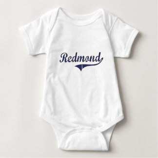 Diseño clásico de Redmond Washington T Shirts