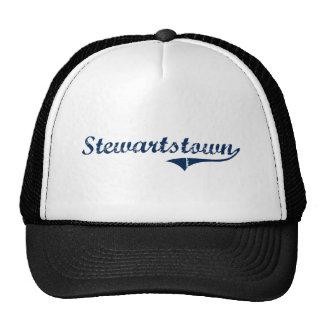 Diseño clásico de Stewartstown Pennsylvania Gorro De Camionero