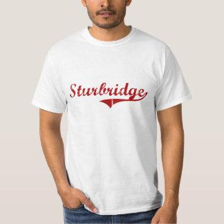 Diseño clásico de Sturbridge Massachusetts Camisas