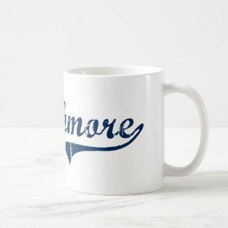 Diseño clásico de Swarthmore Pennsylvania Tazas De Café