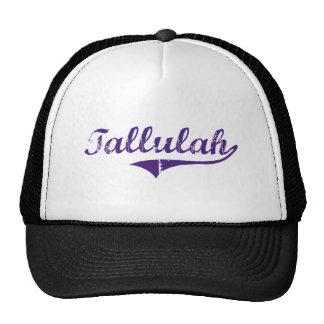 Diseño clásico de Tallulah Luisiana Gorra