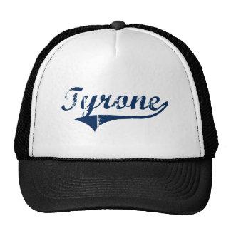 Diseño clásico de Tyrone Pennsylvania Gorros