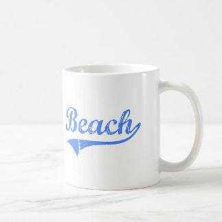 Diseño clásico de Virginia de la playa de Fairview Taza