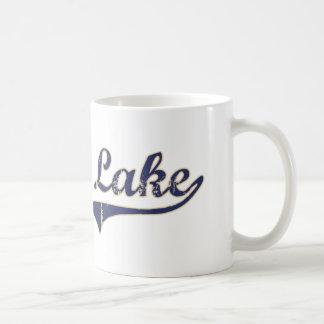 Diseño clásico de Washington del lago moses Taza