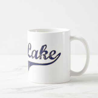 Diseño clásico de Washington del lago soap Tazas De Café
