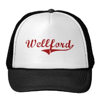 Diseño clásico de Wellford Carolina del Sur Gorro