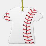 diseño clásico del béisbol adorno