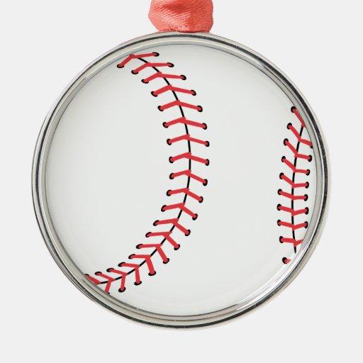 diseño clásico del béisbol adorno para reyes