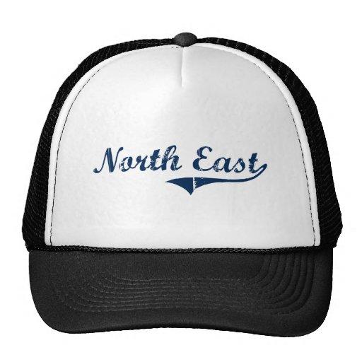 Diseño clásico del este del norte de Pennsylvania Gorros Bordados