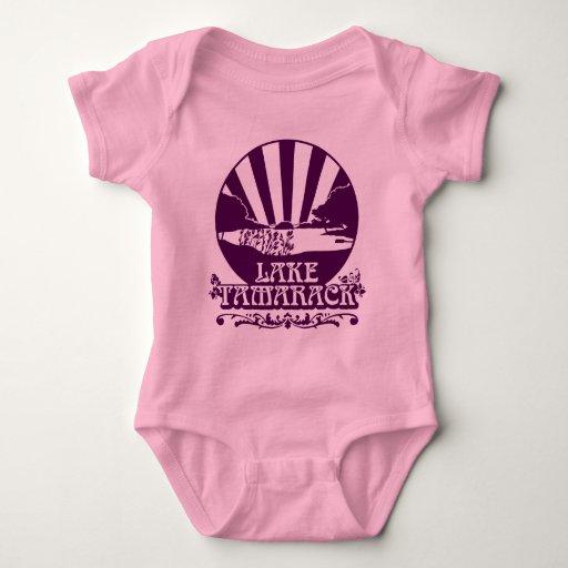 Diseño clásico del LT: Niña Body Para Bebé