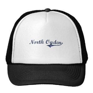 Diseño clásico del norte de Ogden Utah Gorro De Camionero