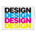 Diseño CMYK Felicitaciones