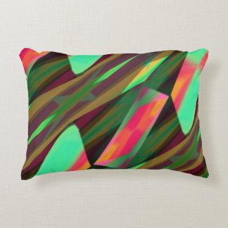 Diseño colorido de Chevron de las ondas del rosa y