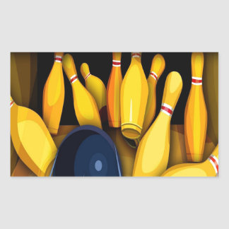 Diseño colorido de la foto divertida del Pin de la Pegatina Rectangular