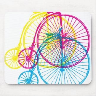 diseño colorido del comino del penique tapetes de ratones