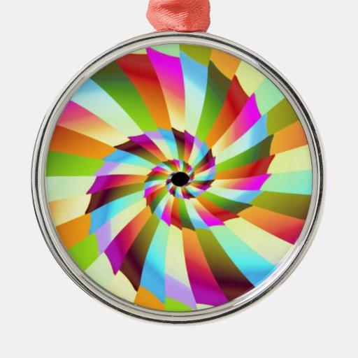 Diseño colorido del extracto del molinillo de vien adorno
