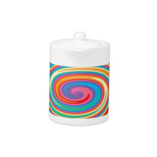 Diseño colorido del molinillo de viento
