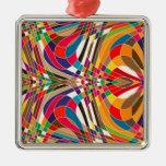 Diseño colorido ornamentos de reyes