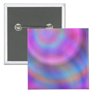 Diseño colorido chapa cuadrada 5 cm