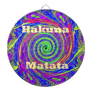 Diseño colors.png del regalo de Hakuna Matata