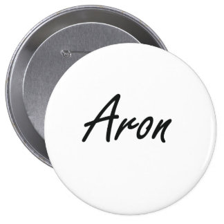 Diseño conocido artístico de Aron Pin Redondo 10 Cm