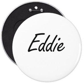 Diseño conocido artístico de Eddie Pin Redondo 15 Cm