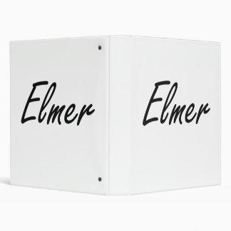 """Diseño conocido artístico de Elmer Carpeta 1"""""""
