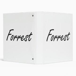 """Diseño conocido artístico de Forrest Carpeta 1"""""""