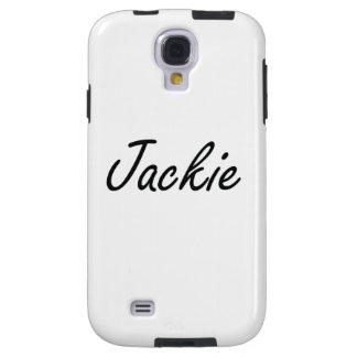 Diseño conocido artístico de Jackie Funda Para Galaxy S4