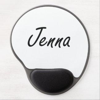 Diseño conocido artístico de Jenna Alfombrilla De Raton Con Gel