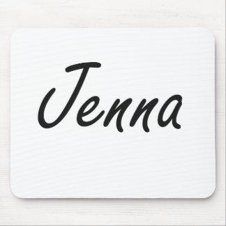 Diseño conocido artístico de Jenna Tapete De Ratones