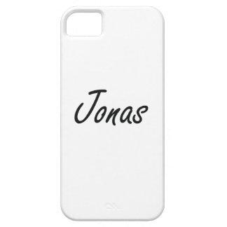 Diseño conocido artístico de Jonas iPhone 5 Carcasas