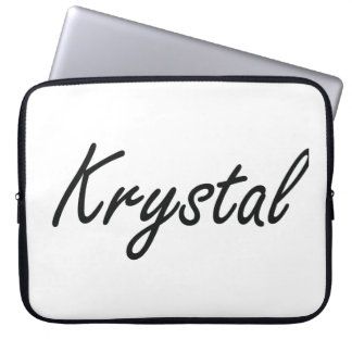 Diseño conocido artístico de Krystal Mangas Computadora