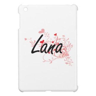 Diseño conocido artístico de Lana con los
