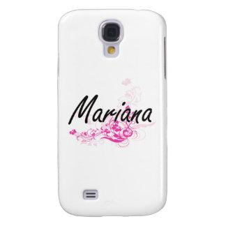 Diseño conocido artístico de Mariana con las Funda Para Galaxy S4