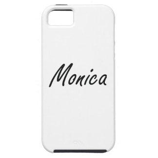 Diseño conocido artístico de Mónica Funda Para iPhone 5 Tough
