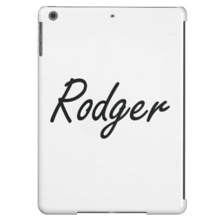 Diseño conocido artístico de Rodger Funda Para iPad Air