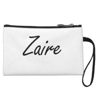 Diseño conocido artístico de Zaire