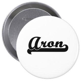 Diseño conocido retro clásico de Aron Pin Redondo 10 Cm